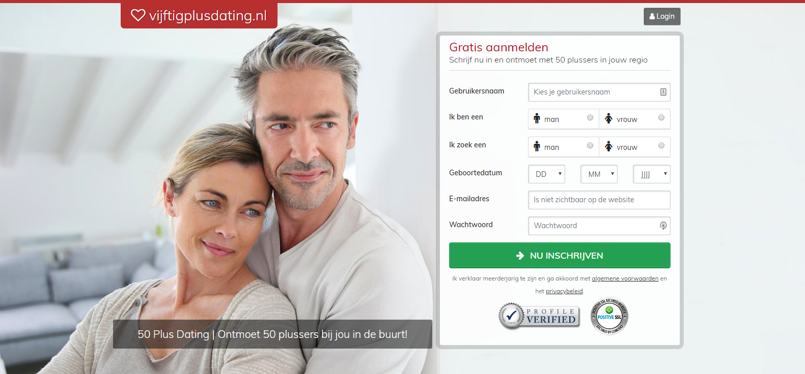 Top 20 raarste dating sites